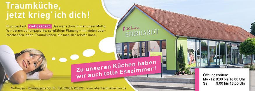 Küchen Eberhardt | Kochen - Essen - Wohnen